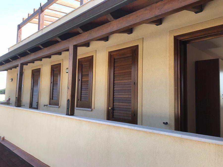 Balcone Ingresso Bilocale