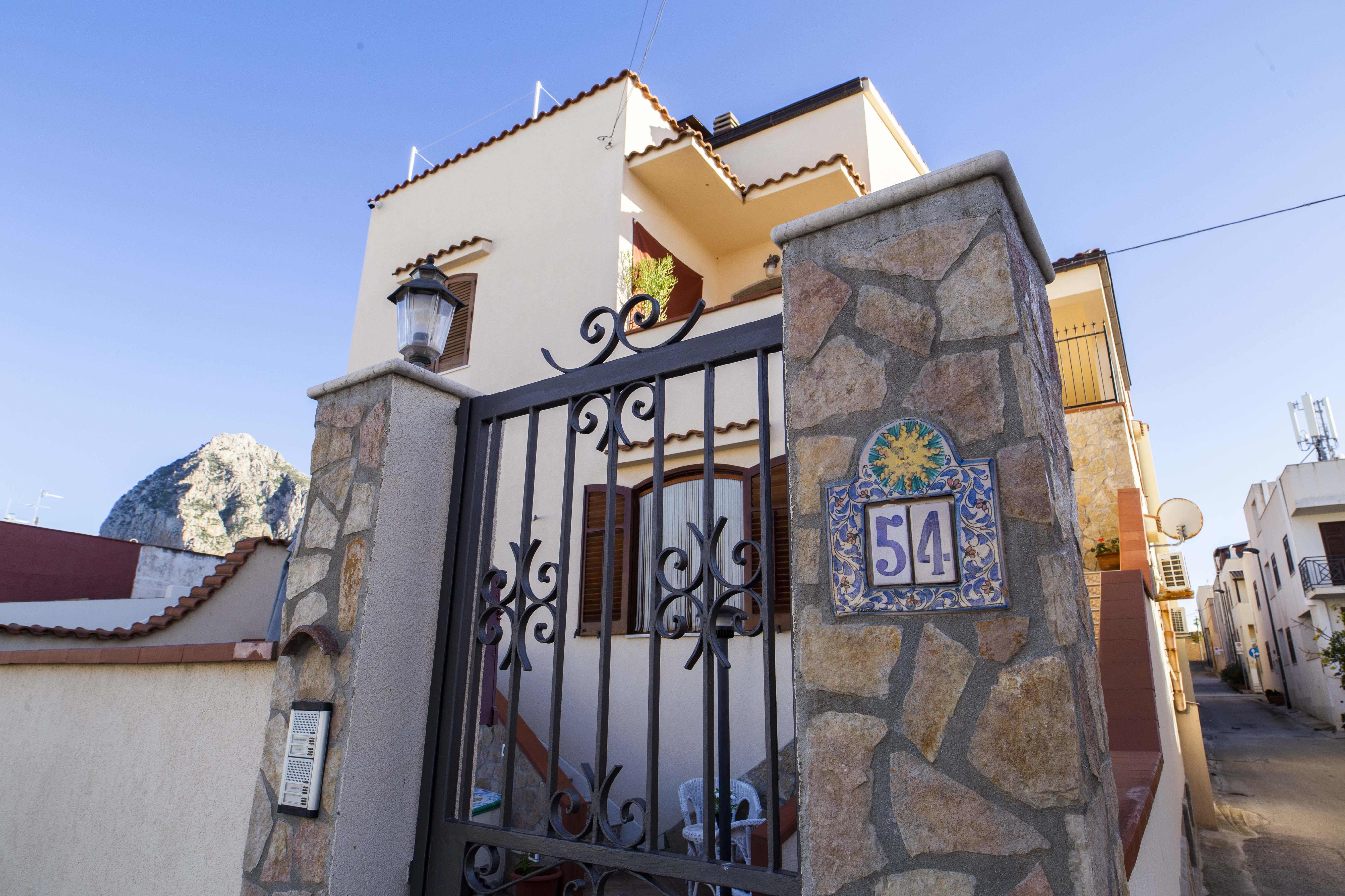Ingresso appartamento - Via Cavour 54