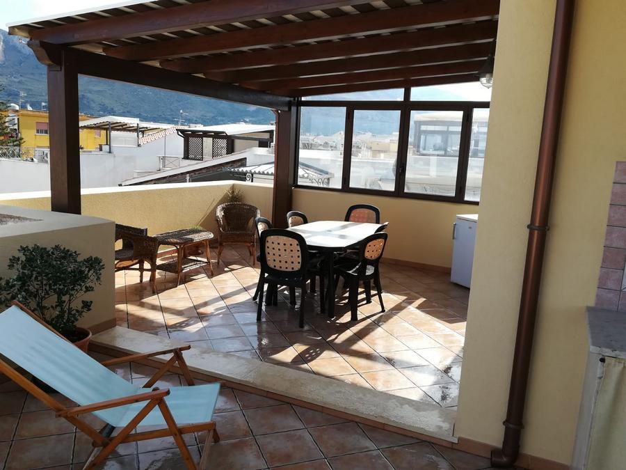 Casa La Terrazza 1 - Via Enrico Fermi, San Vito Lo Capo